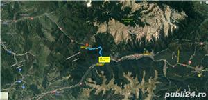 Investitie la 9 km de Sinaia. Teren Intravilan 3.000 mp Cota 1000 Moroeni DB pe DN71 - imagine 9