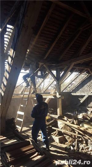 reparatii acoperisuri si acoperisuri noi - imagine 3