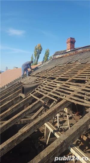 reparatii acoperisuri si acoperisuri noi - imagine 4