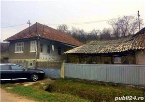 Casă la țară cu grădină în comuna Bobâlna, Cluj - imagine 1
