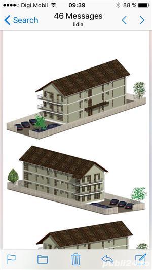 Proiect de bloc ! 9 apartamente  - imagine 8