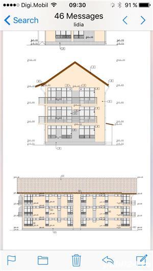 Proiect de bloc ! 9 apartamente  - imagine 3