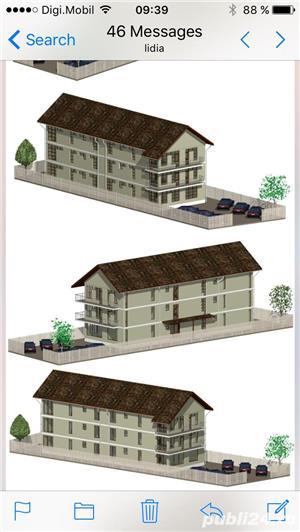 Proiect de bloc ! 9 apartamente  - imagine 7