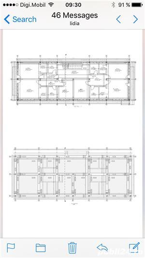 Proiect de bloc ! 9 apartamente  - imagine 1