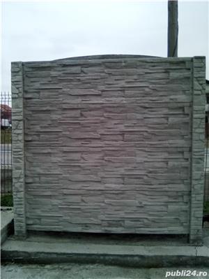 Vand gard din beton - imagine 1