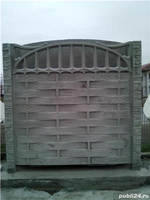 Vand gard din beton - imagine 2