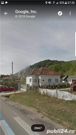 Vand casa ,strada posada - imagine 2
