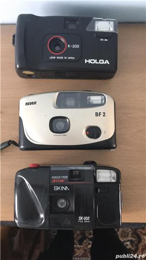 vand aparate foto vechi functionale pentru colectionari - imagine 1