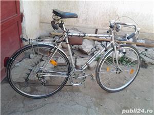 Bicicleta Cursiera Umbertto Dei - imagine 3