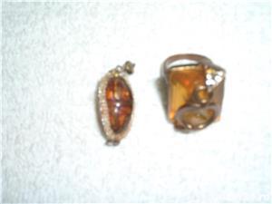 Set inel +Medalion Chilimbar Vechi (schimb) - imagine 1
