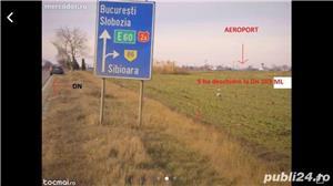 Teren intravilan Aeroport Constanta  - imagine 2