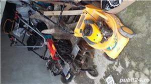 Reparatii si service motocoase, motocultoare,atomizoare o-mac,apollo,ruris,orice marca,garantie - imagine 1