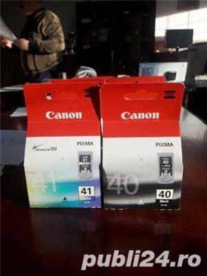 OFERTA : cartuse CANON PG-40 + CL-41 - imagine 2