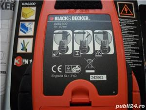 BLACK & DECKER, Anglia, detector multifunctional, 3in1, nou, la cutie, baterie inclusa, pret informa - imagine 2