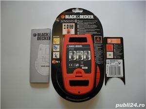 BLACK & DECKER, Anglia, detector multifunctional, 3in1, nou, la cutie, baterie inclusa, pret informa - imagine 4