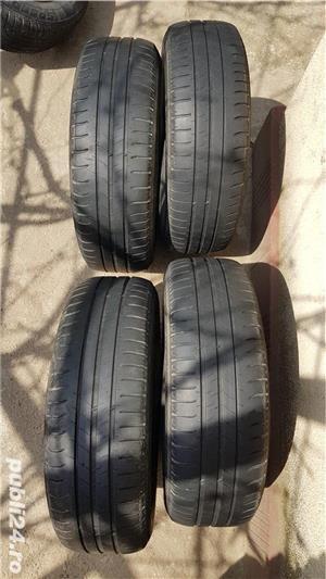 Set 4 anvelope vara Michelin Energy Saver 195/65 R15 91H in stare buna - imagine 8