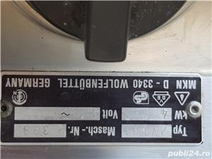 Plita MKN 380 V 4 KW - imagine 1