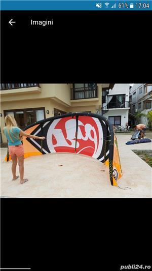 kitesurfing kitsurf kite zmeu - imagine 2
