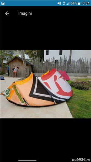 kitesurfing kitsurf kite zmeu - imagine 3