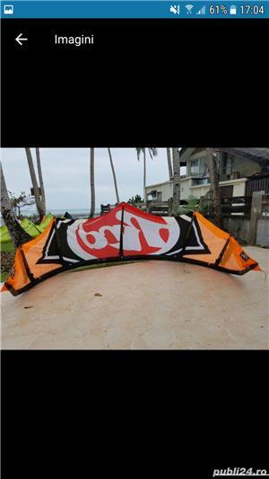 kitesurfing kitsurf kite zmeu - imagine 5