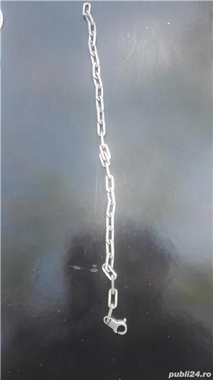 Set bijuterii din argint - imagine 4