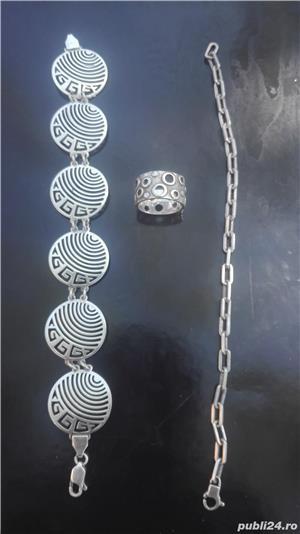 Set bijuterii din argint - imagine 1