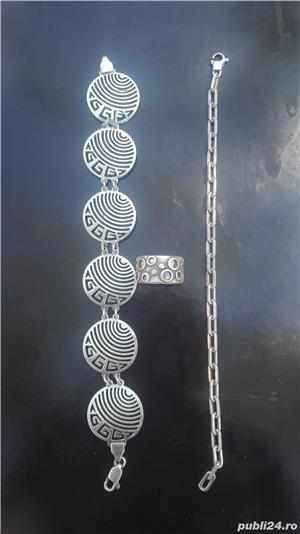 Set bijuterii din argint - imagine 9
