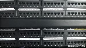 cablare structurata,configurare routere,realizare retele date si voce, administrare servere windows - imagine 2