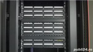 cablare structurata,configurare routere,realizare retele date si voce, administrare servere windows - imagine 4