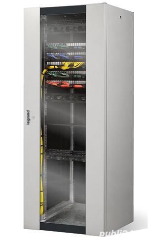 cablare structurata,configurare routere,realizare retele date si voce, administrare servere windows - imagine 1