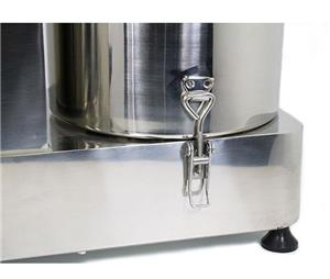 Cutter electric 9 litri profesional - imagine 4