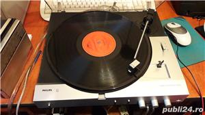 Turntable Philips D5420 electronic speed control - imagine 6