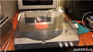 Turntable Philips D5420 electronic speed control - imagine 2