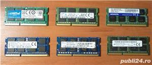 Memorie laptop PC3L, 8 GB-12800S,,Acer,Asus,Dell,HP,Lenovo,Clevo,MSI - imagine 1