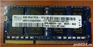 Memorie laptop PC3L, 8 GB-12800S,,Acer,Asus,Dell,HP,Lenovo,Clevo,MSI - imagine 6