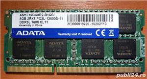 Memorie laptop PC3L, 8 GB-12800S,,Acer,Asus,Dell,HP,Lenovo,Clevo,MSI - imagine 4