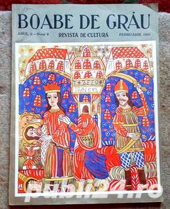 Revista Boabe de Grau, Nr 2, 1931 - imagine 1