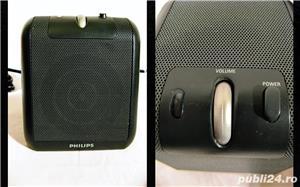 Sistem audio 4.1 Philips boxe subwoofer difuzoare sateliti  - imagine 3
