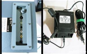 Sistem audio 4.1 Philips boxe subwoofer difuzoare sateliti  - imagine 5