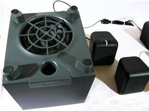 Sistem audio 4.1 Philips boxe subwoofer difuzoare sateliti  - imagine 4