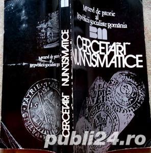 Cercetari Numismatice, Vol II, 1979 - imagine 1