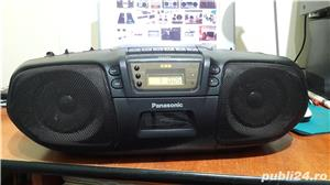 Panasonic RX-DS15 stereo cd system MASH - imagine 1