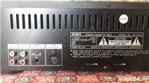 Aiwa AD-F410 sterea cassette deck AMTS - imagine 4