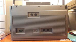 Boombox vintage Telefunken Bajazzo CR 7500 stereo - imagine 4
