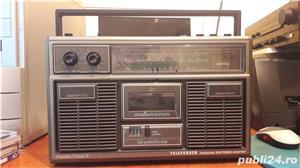 Boombox vintage Telefunken Bajazzo CR 7500 stereo - imagine 1