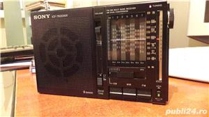 Sony ICF-7600AW 9band receiver  - imagine 1