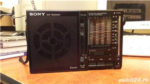 Sony ICF-7600AW 9band receiver  - imagine 3