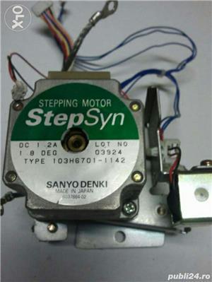 Motor stepsyn Sanyo Denki - imagine 1