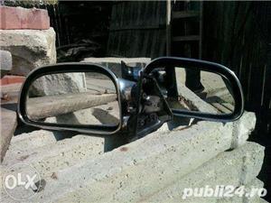 Oglinzi retrovizoare argintii,noi - imagine 1