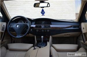 Vand BMW 530xd E60 231cp 4x4 xDrive Ventilatie HeadUpDisplay Navi Mare  - imagine 8